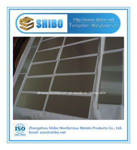 Super Quality High Purity Wolfram Sheet for Sale pictures & photos