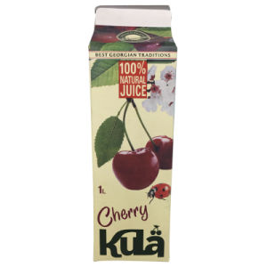 Gable Top Carton for Juice and Wine pictures & photos