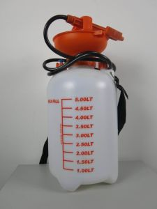 5L Hand Pressure Plastic Sprayer pictures & photos