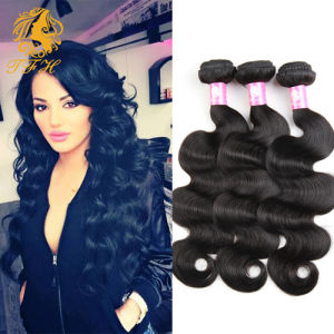 100% Brazilian Virgin Hair Weaving 10A Grade Virgin Human Hair Brazilian Hair pictures & photos