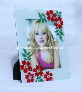 Printing with Flower Glass Frame (DZ020)