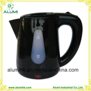 Alumi 1L 304 Stainless Steel Cordless Hotel Electric Kettle pictures & photos