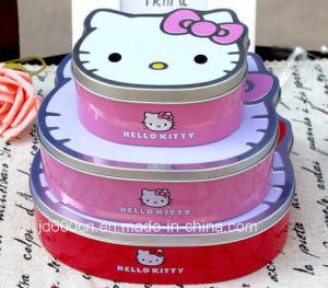 Fashion Hello Kitty Tin Wedding Box /Candy Box/Gift Box pictures & photos