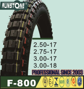 Motorcycle Tyre2.50-17 2.75-17 3.00-17 3.00-18 Tube/Tubeless Tire pictures & photos