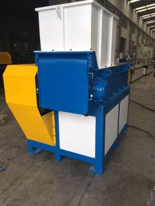 Powerful Shredder for HDPE Lumps pictures & photos