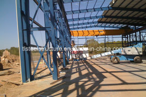Steel Fabrication Construction Design Prefab Steel Frame Workshop pictures & photos