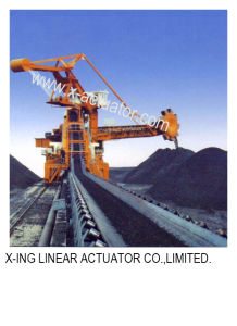 Conveyor Roller Idler Diamond-Shaped Rubber Roller pictures & photos