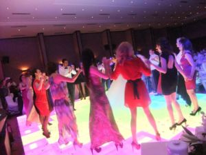 1024LEDs LED Digital Dance Floor (RG-DF125PV) pictures & photos