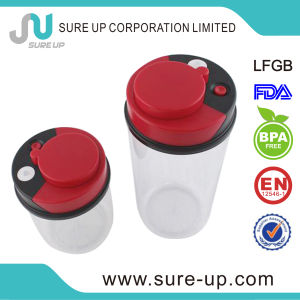 Plastic Storage Canister Container Set (OPUK) pictures & photos