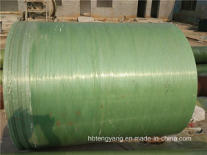 Large Diameter FRP Drain Pipes GRP Plastic Tubes pictures & photos