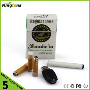 Promotional Selling Real Cigarette Size Small Rechargeable E Cigarette pictures & photos