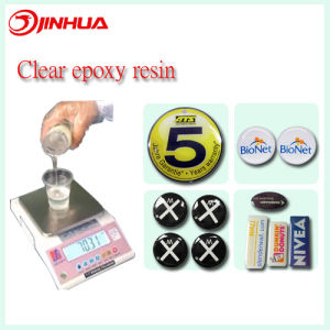 Clear Epoxy Resin for Signs/Stickers pictures & photos