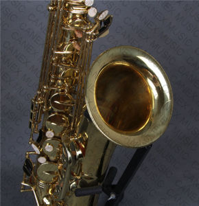 Tenor Saxophone/ Tenor Sax Lacquer Larger Bell (SATS-L) pictures & photos