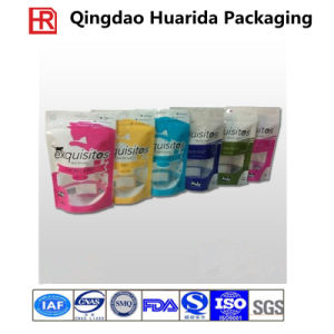 Pet Food Packaging Plastic Al Foil Bag with Colorful Printing pictures & photos