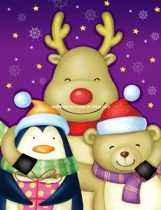 Christmas Bag (DS-X023)