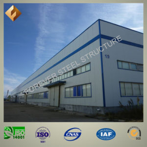 Leading Manufacturer Prefab Steel Structure Warehouse