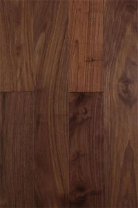 American Black Walnut Engineered Laminated Wood Flooring pictures & photos