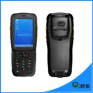 Factory Portable Android PDA Bluetooth 1d 2D Handheld Barcode Reader pictures & photos