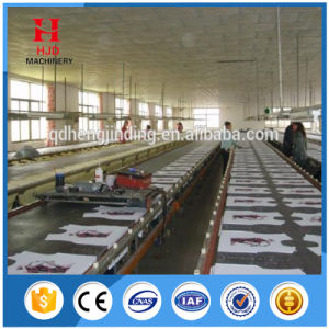 Printing Table for Garment Screen Printing pictures & photos