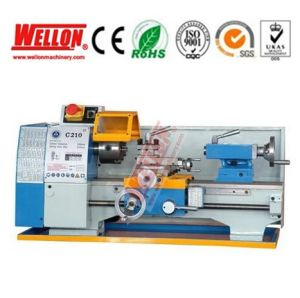 High Quality Bench Lathe Machine (C210C X320 C210V X320) pictures & photos