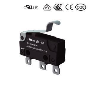 Welding-Flux Resistant Mini Micro Switch (SSJW-P)