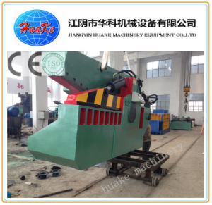 Q43 Series Hydraulic Metal Shear (Q43-1600) pictures & photos
