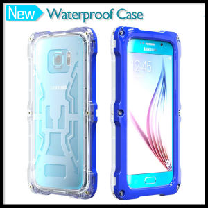 Factory Price Waterproof Case for Samsung Galaxy S6 and S6 Edge Phone Case