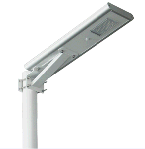8W Solar Integrated LED Street Light pictures & photos