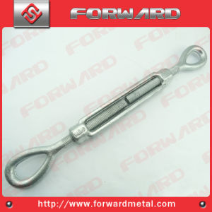 Carbon Steel Drop Forged Us Type Turnbuckle with Eye and Eye pictures & photos