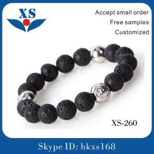 Fshion Stainless Steel Beads Bracelet pictures & photos