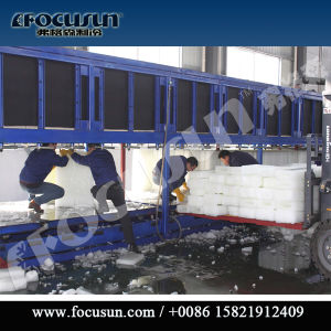 100t 100tons Block Ice Machine Ice Making System pictures & photos