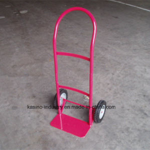 High Quality Portable Hand Pull Trolley Ht1561 (cheap price) pictures & photos