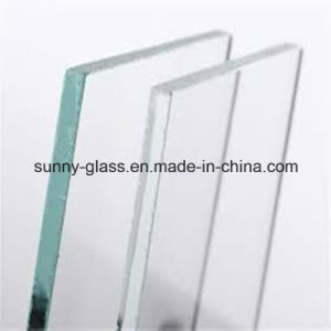 Safety Building Tempered Glass Ultra Clear Glass pictures & photos