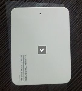 Handy Dual Ports USB AC Adaptor-3400mA