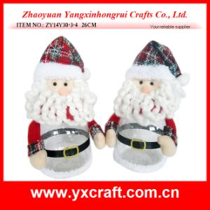 Christmas Decoration (ZY14Y30-3-4 26CM) Christmas Bottle Decoration pictures & photos