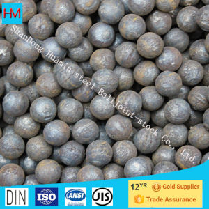 High Hardness Carbon Forged Steel Grinding Media Balls
