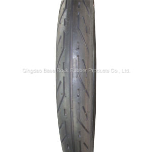 2.50-17 Motorcycle Front Tube Tyre with Common Pattern (ISO9001 Certificate)