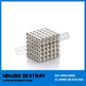 216 Neodymium Cube Magnet pictures & photos