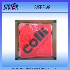 Cheap Custom PVC Safety Flag pictures & photos