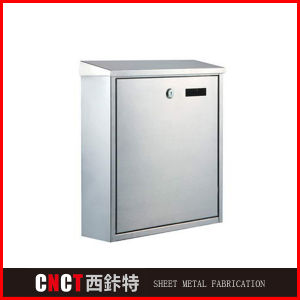 China Professional Classic Stainless Steel Apartment Mailbox pictures & photos