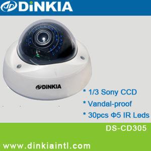 1/3 Sony CCTV IR CCD Camera (DS-CD305)