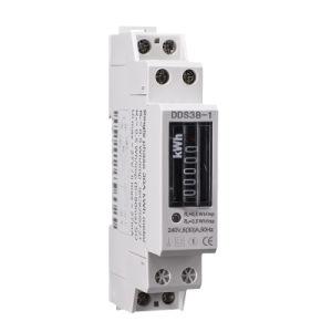 Modular Electricity Meter Digital Current Meter pictures & photos