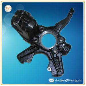 Ductile Iron Casting Steering Knuckle, Knuckle Parts for Truck pictures & photos