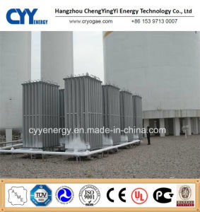 Liquid Oxygen Nitrogen Argon LPG LNG High Pressure Ambient Vaporizer pictures & photos
