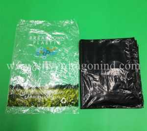 Eco-Friendly Biodegradable Trash Bags, High Quality Low Price pictures & photos