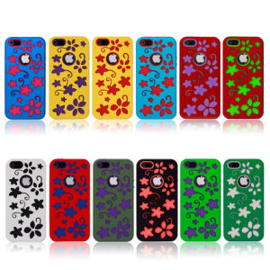 Hot Sell Cell Phone Cover for iPhone 5g, 5s, Pattern Following Phone Cover pictures & photos