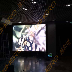 High Resolution HD Video Indoor P4 LED Display for Advertising