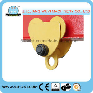 Shuangge Lifting Tools Gcl Push Plain Trolley (1T--10T)