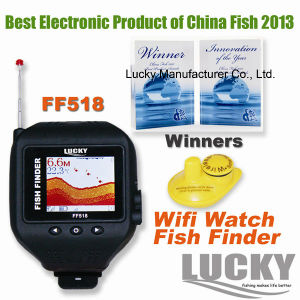 Hot Sale Potable Wireless Sonar Fish Finder (FF518) pictures & photos