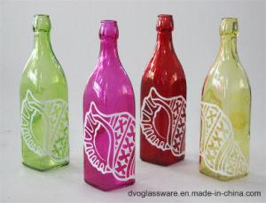 Glass Beverage Bottle
